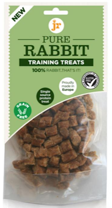 JR Products Pure Kanin, Treningsgodbiter, Stort Utvalg Treningsgodbiter til Hund