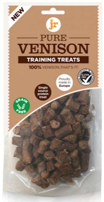 JR Products Pure Vilt, Treningsgodbiter, Stort Utvalg Treningsgodbiter til Hund