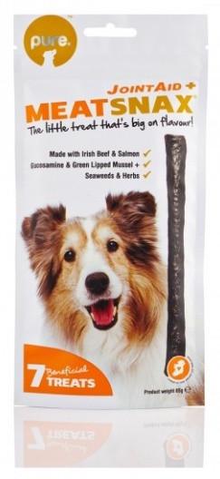 Pure MeatSnax JointAid+, Stort utvalg Godbiter og Snacks til Hunder