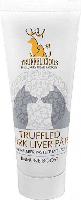Truffelicious Svinelever paté - Tube, Stort Utvalg Treningsgodbiter til Hund