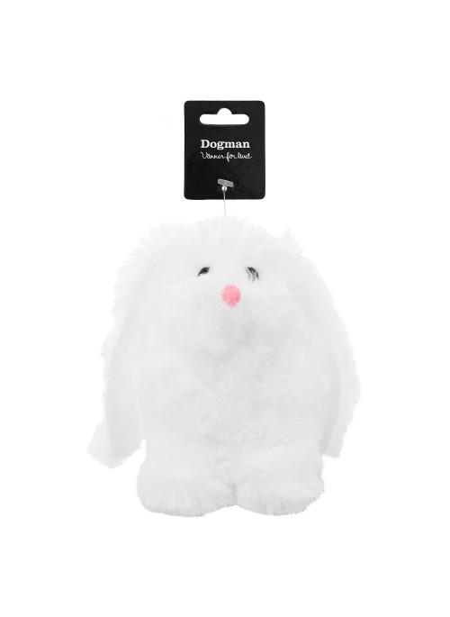 Dogman Hvit Kanin, Stort utvalg forskjellige kosedyrleker til hund