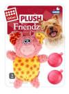 GiGwi Plush Friendz, Gris
