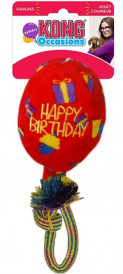 KONG Bursdagsballong - Rød