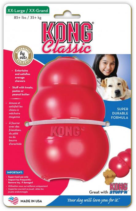 KONG Original Rød, Hjernetrimsleker og aktiviseringsleker
