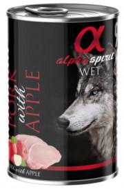 Alpha Spirit Svin & Eple Våtfór