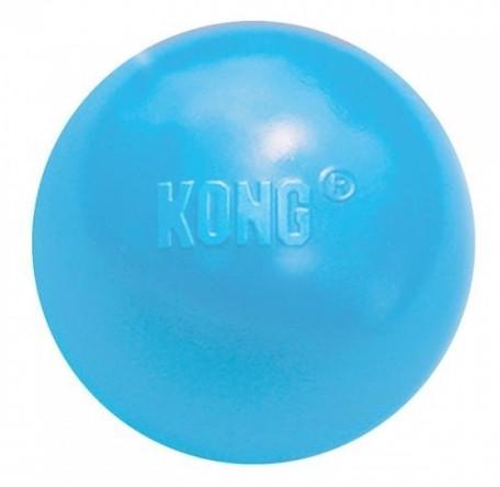 KONG KONG Puppy Ball, Blå, Stort utvalg lekeballer til Hund