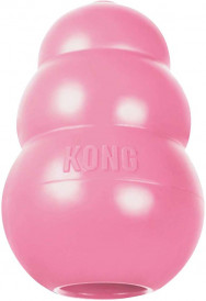 KONG Original Puppy, Rosa