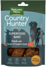 Natures Menu Superfood Bars - And, Gulrot & Gresskarfrø