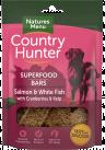 Natures Menu Superfood Bars - Fisk, Tranebær & Tang