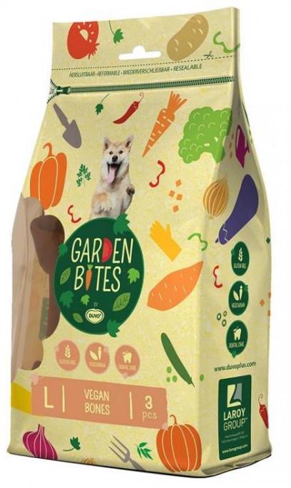 Duvo Garden Bites Vegan Tygg, Tyggeben og Annen Tygg til Hund
