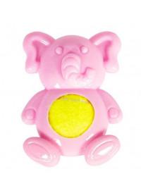 Trixie Valpeleke Elefant med Ball - Rosa