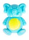 Trixie Valpeleke Elefant med Ball - Blå