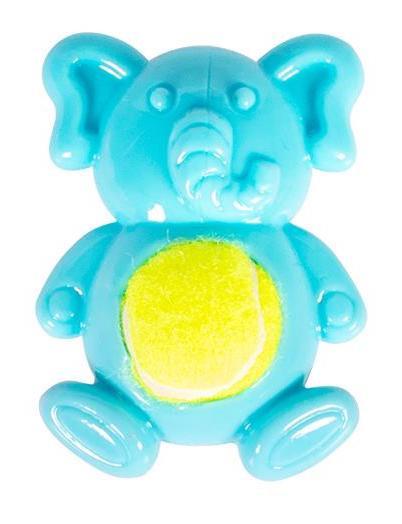 Trixie Valpeleke Elefant med Ball - Blå, Andre Hundeleker
