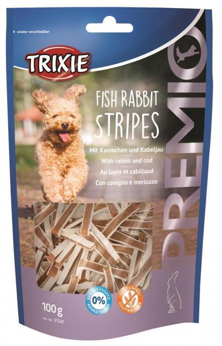 Trixie Fisk og Kanin Sandwich, Stort Utvalg Treningsgodbiter til Hund