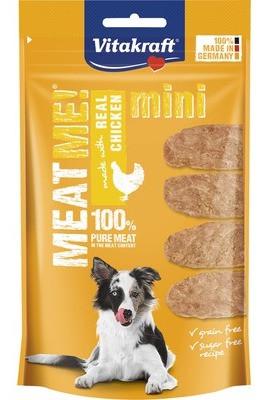 Vitakraft MEAT ME Mini! Kylling, Stort utvalg Godbiter og Snacks til Hunder