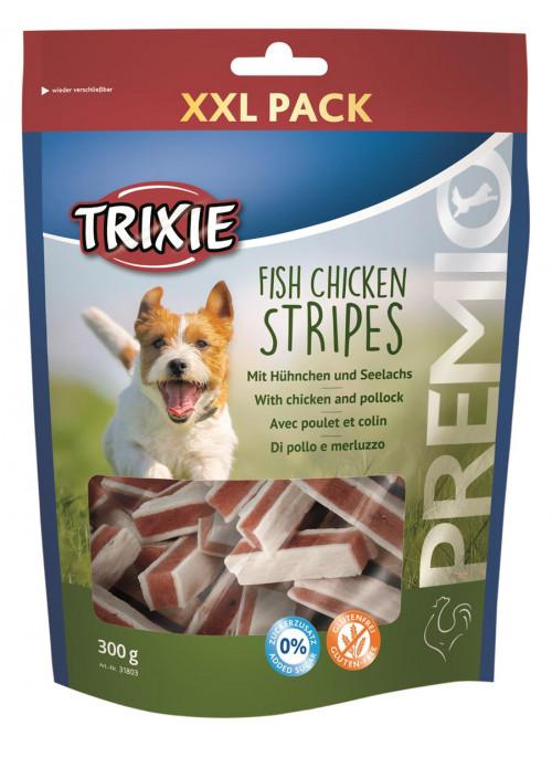 Trixie Fisk og Kylling Sandwich, Stort Utvalg Treningsgodbiter til Hund