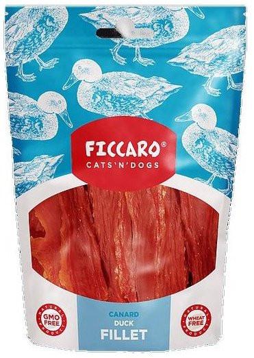 Ficcaro Duck Fillet, Stort utvalg Godbiter og Snacks til Hunder