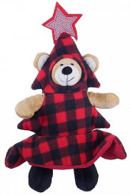 Rosewood Bauble Bear