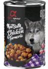 Alpha Spirit Kjøttboller - Kylling & Gurkemeie