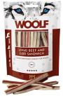 Woolf Lang Sandwich av Biff og Torsk