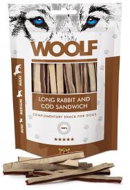 Woolf Lang Sandwich av Kanin og Torsk