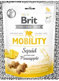 Brit Blekksprut og Ananas