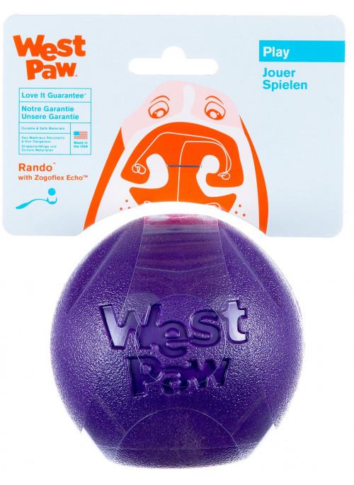 West Paw Rando Ball, Vannleker og Flyteleker til Hund