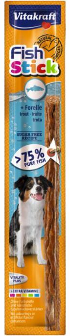 Vitakraft Fish Stick Ørret, Stort utvalg Godbiter og Snacks til Hunder