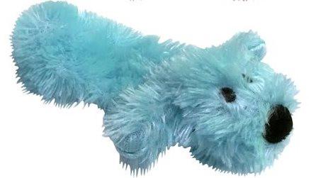 Good Boy Raggy Mini Valpeleke - Blå, Stort utvalg forskjellige kosedyrleker til hund