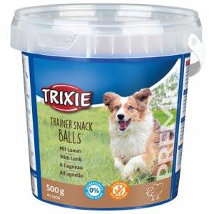 Trixie Runde Treningsgodbiter med Lam, Stort Utvalg Treningsgodbiter til Hund