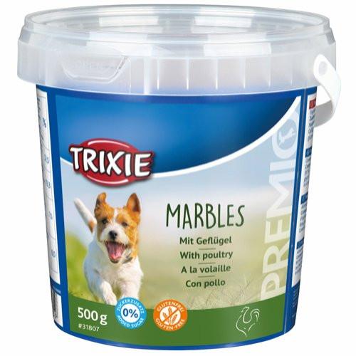 Trixie Runde Treningsgodbiter Marbles, Stort Utvalg Treningsgodbiter til Hund