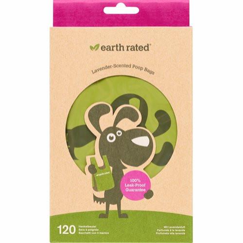 Earth Rated Miljøvennlige og Sterke hundeposer med Håndtak, Andre Produkter til Hund