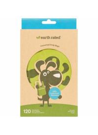 Earth Rated Miljøvennlige og Sterke hundeposer med Håndtak