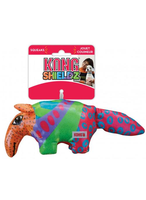 KONG Shieldz Anteater, Vannleker og Flyteleker til Hund
