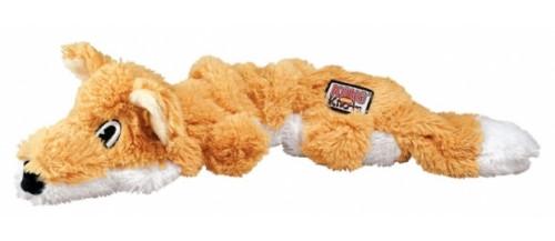 KONG Scrunch Knots Rev, Stort utvalg forskjellige kosedyrleker til hund