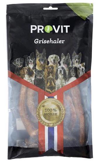 Provit Grisehaler, Naturtygg 100% rent