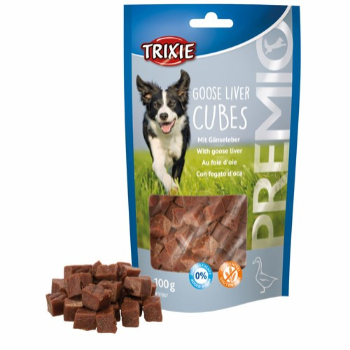Trixie Treningsgodbiter - Gåselever, Stort Utvalg Treningsgodbiter til Hund