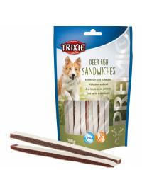Trixie Sandwich av Rådyr og Fisk