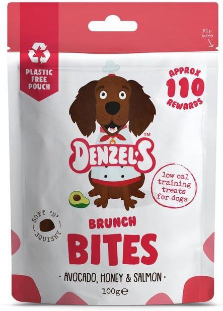 Denzel´s Brunch Bites , Stort Utvalg Treningsgodbiter til Hund