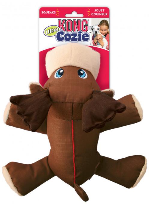 KONG Cozie Ultra Max Moose, Stort utvalg forskjellige kosedyrleker til hund