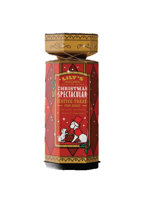 Lily´s Kitchen Christmas Festive Treats, Stort utvalg Godbiter og Snacks til Hunder