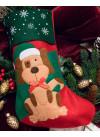 DoggieBag Julestrømpe Hundemotiv