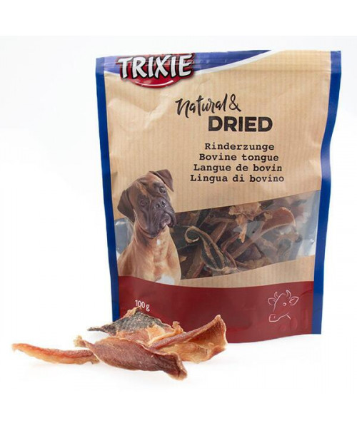 Trixie Oksetunge, Naturtygg 100% rent