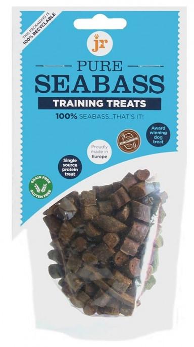 JR Products Pure Seabass, Treningsgodbiter, Stort Utvalg Treningsgodbiter til Hund