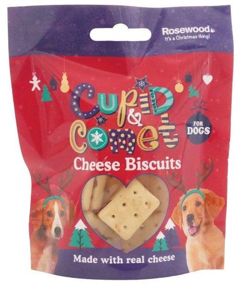 Rosewood Cheese Biscuits, Stort utvalg Godbiter og Snacks til Hunder