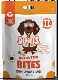 Denzel´s Nut Butter Bites