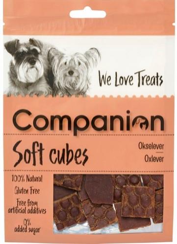 Companion Okselever Cubes, Stort utvalg Godbiter og Snacks til Hunder