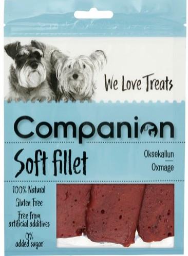 Companion Oksemage Fillet, Stort utvalg Godbiter og Snacks til Hunder
