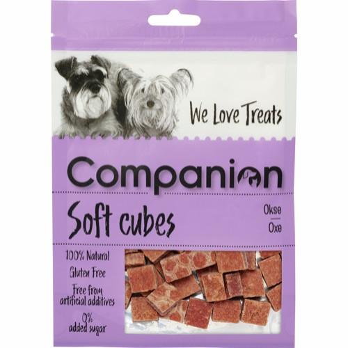 Companion Beef Cubes, Stort Utvalg Treningsgodbiter til Hund