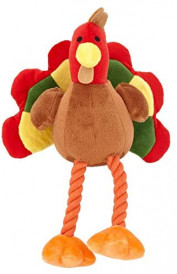Good Boy Hug Tug Turkey Giggler